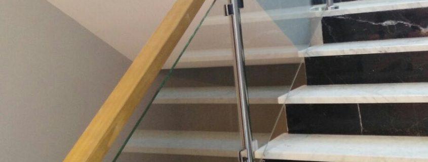 Pasamanos de escalera 1