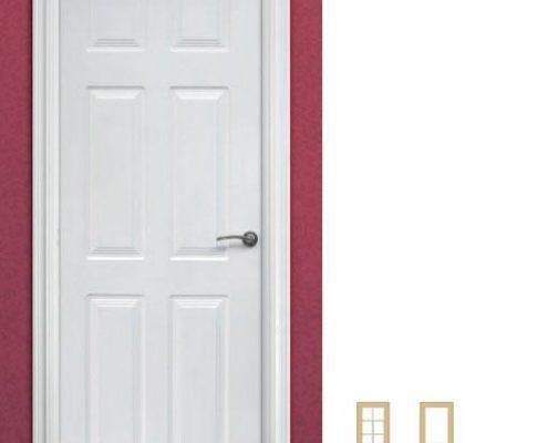 Puertas lacadas en blanco precios fabulous puerta modelo for Puertas de interior lacadas en blanco precios