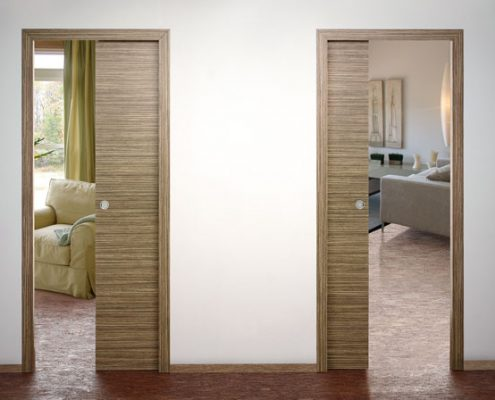 Puertas correderas para habitación